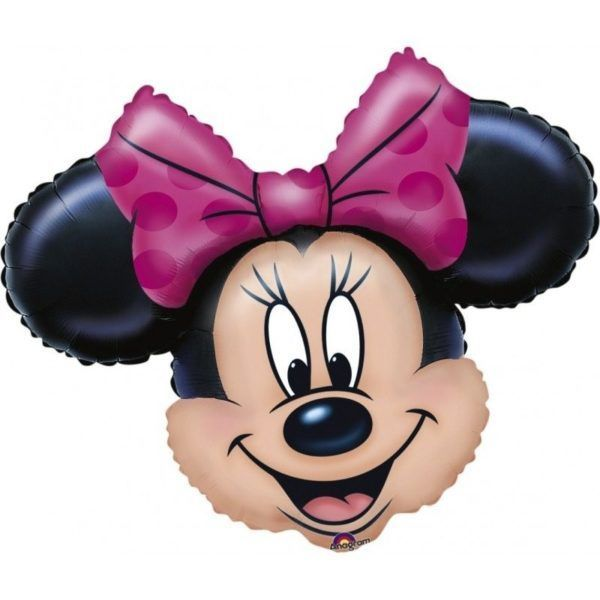 Globo Cara Minnie